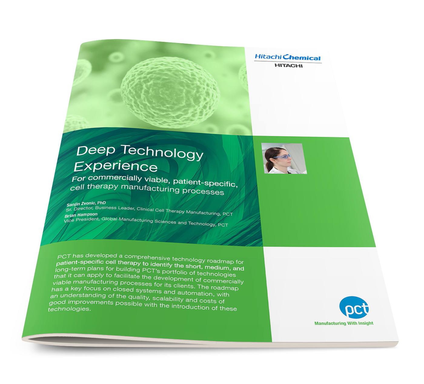 Technology Roadmaps for Cell Therapy