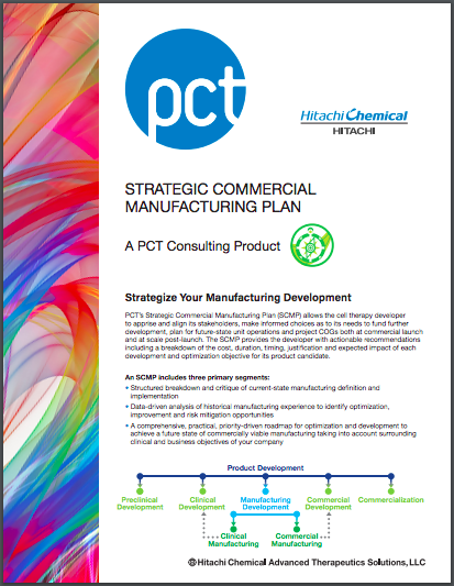 Strategic Commercial Manufacturing Plan