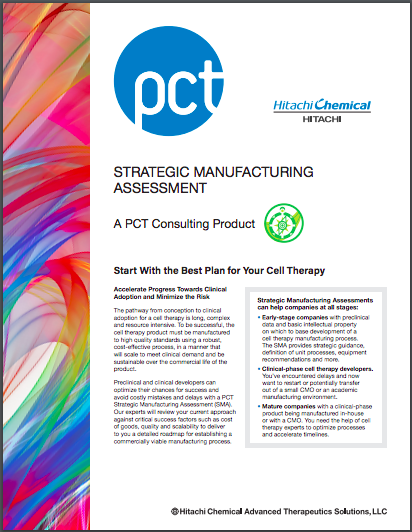 Strategic Manufacturing Assessment