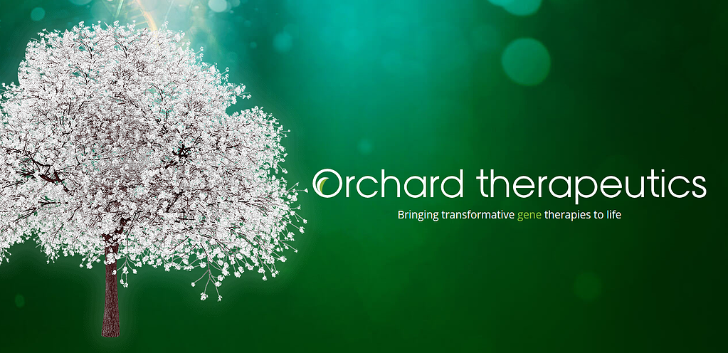 Orchard Therapeutics Ltd Announces A Manufacturing Services