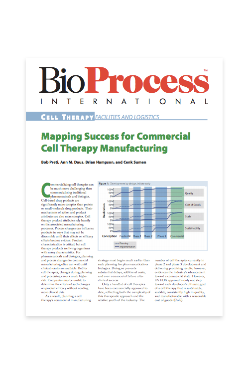BioProcess Cell Therapy Study
